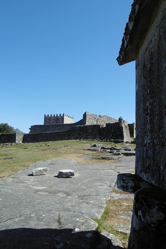 Norden Getreidespeicher und Burg